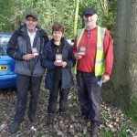 Trophy winners at Fenlands AGM shoot